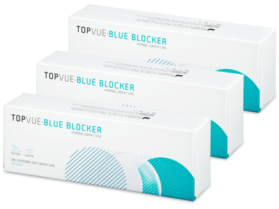 TopVue Blue Blocker (90 kom leća)