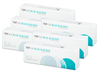 TopVue Blue Blocker (180 kom leća)