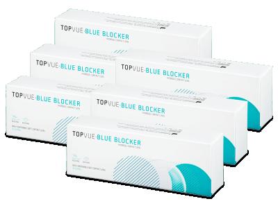 TopVue Blue Blocker (180 kom leća)