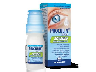 Proculin Tears Advance kapi za oči 10 ml