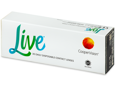 Live Daily Disposable (30 kom leća)