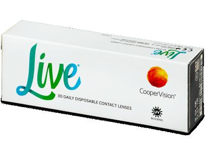 Live Daily Disposable (30 kom leća)