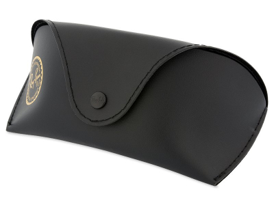Ray-Ban RB4068 - 601  - Original leather case (illustration photo)