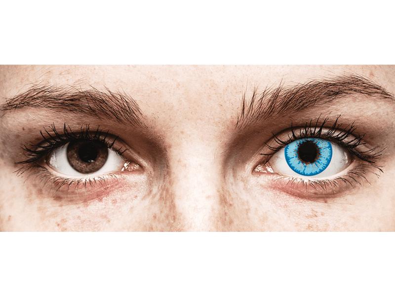 CRAZY LENS - Night King - jednodnevne leće bez dioptrije (2 kom leća)