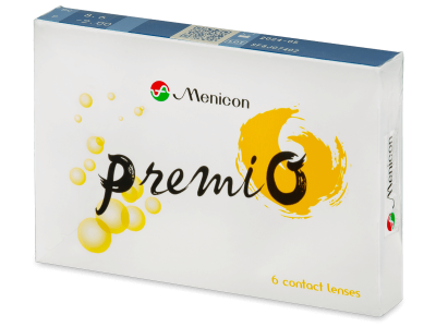 Menicon PremiO (6 kom leća)