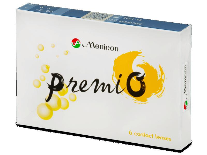Menicon PremiO (6 kom leća) - Dvotjedne kontaktne leće