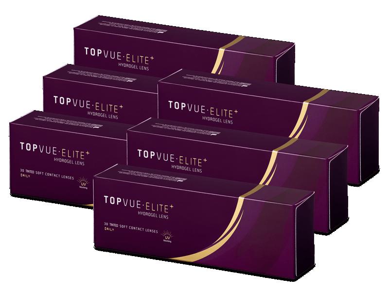 TopVue Elite+ (180 kom leća) - Jednodnevne kontaktne leće