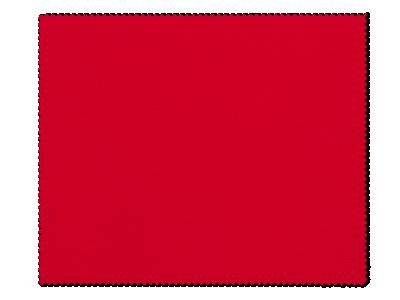 Krpica za čišćenje naočala - crvena
