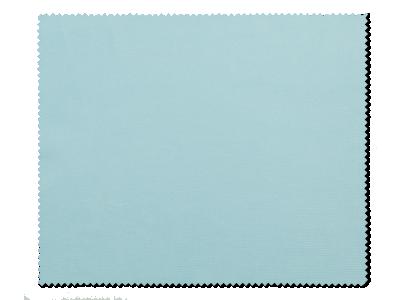 Krpica za čišćenje naočala - svijetlo plava