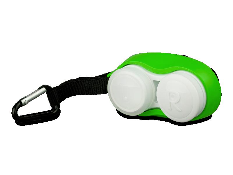 Zelena kutijica s karabinom