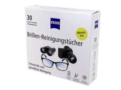 Maramice za čišćenje naočala Zeiss Lens Wipes (30 kom)