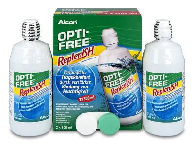 Otopina OPTI-FREE RepleniSH 2x300ml  - Stariji dizajn