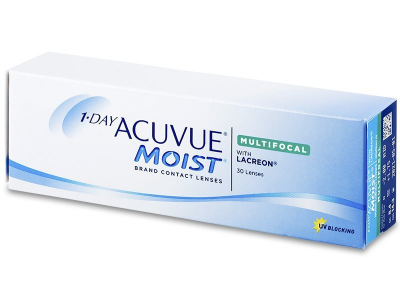 1 Day Acuvue Moist Multifocal (30 kom leća)