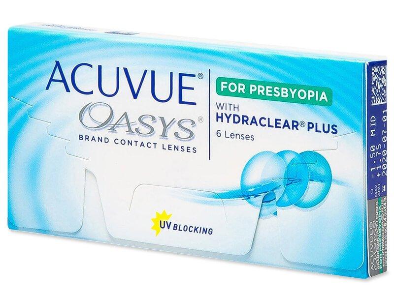 Acuvue Oasys for Presbyopia (6 kom leća) - Multifokalne kontaktne leće