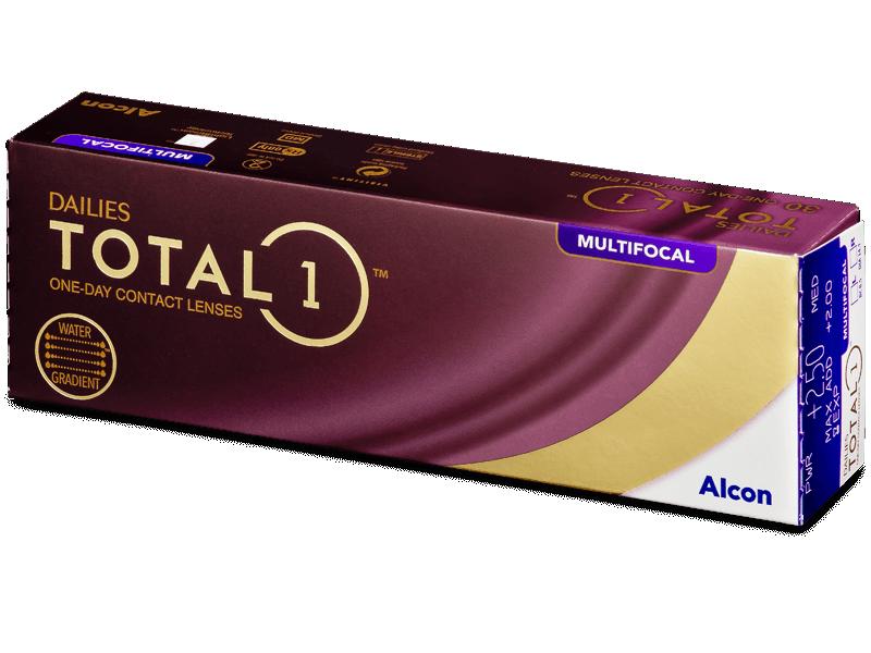 Dailies TOTAL1 Multifocal (30 kom leća) - Multifokalne kontaktne leće