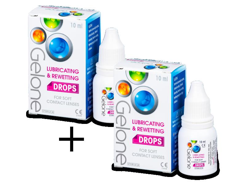 Gelone Drops 10 ml 1+1 BESPLATNO - Ponuda paketa