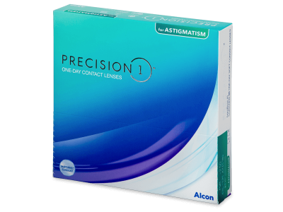 Precision1 for Astigmatism (90 kom leća)