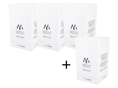 Kolagen Hydrocollagen Novelius Medical 28x 6 g 3+1 BESPLATNO