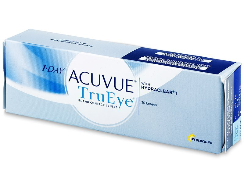 1 Day Acuvue TruEye (30komleća) - Jednodnevne kontaktne leće