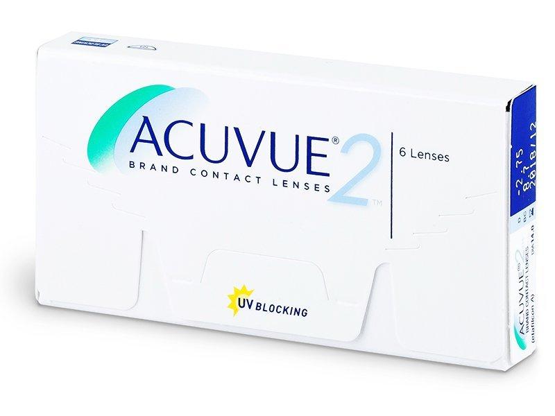 Acuvue 2 (6komleća) - Dvotjedne kontaktne leće