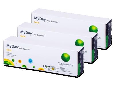 MyDay daily disposable toric (90 kom leća)