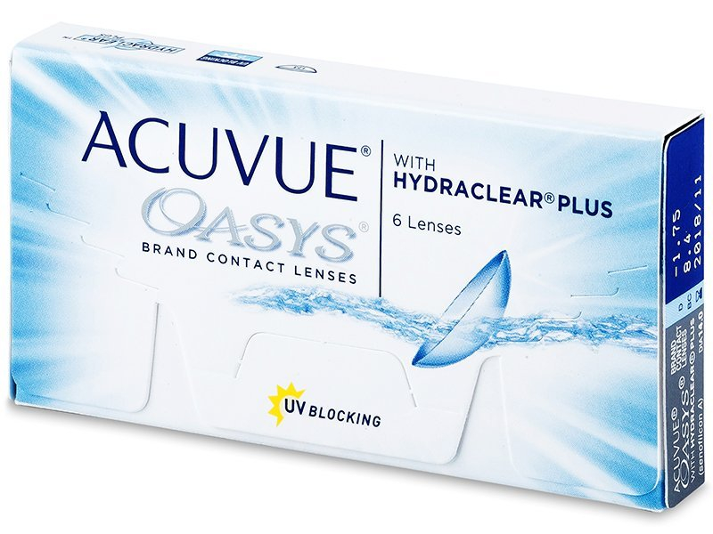 Acuvue Oasys (6komleća) - Dvotjedne kontaktne leće