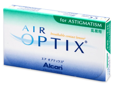 Air Optix for Astigmatism (3 kom leća) - Stariji dizajn