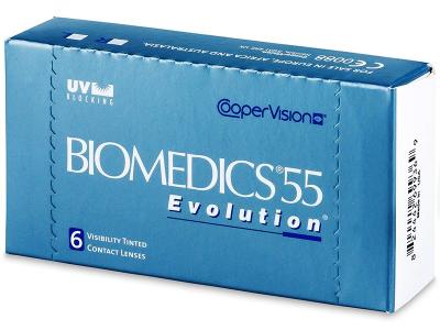Biomedics 55 Evolution (6komleća) - Stariji dizajn