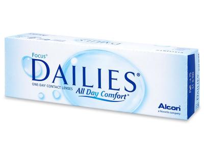 Focus Dailies All Day Comfort (30komleća) - Jednodnevne kontaktne leće