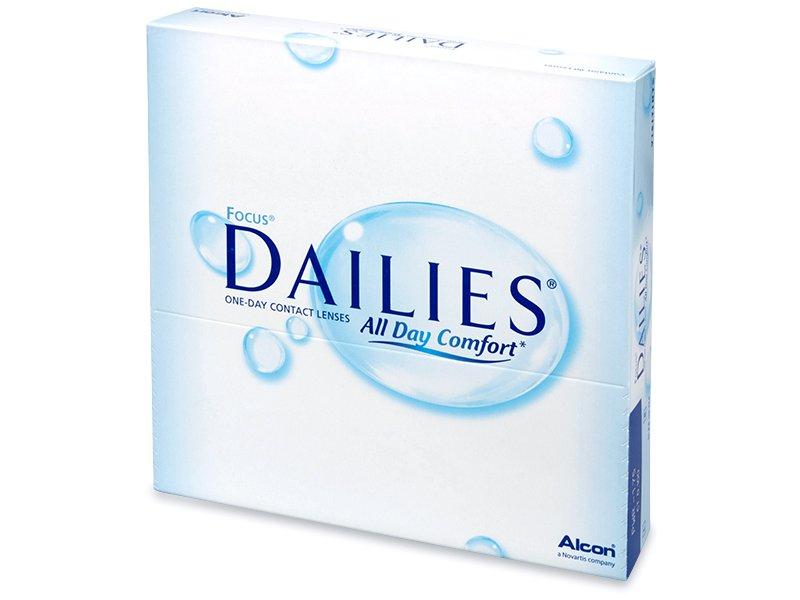 Focus Dailies All Day Comfort (90komleća) - Jednodnevne kontaktne leće