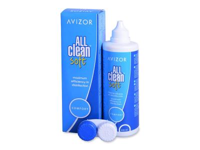 Otopina Avizor All Clean Soft 350 ml