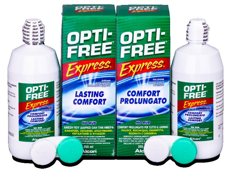 Otopina OPTI-FREE Express 2x355ml