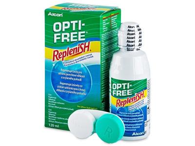 Otopina OPTI-FREE RepleniSH 120ml