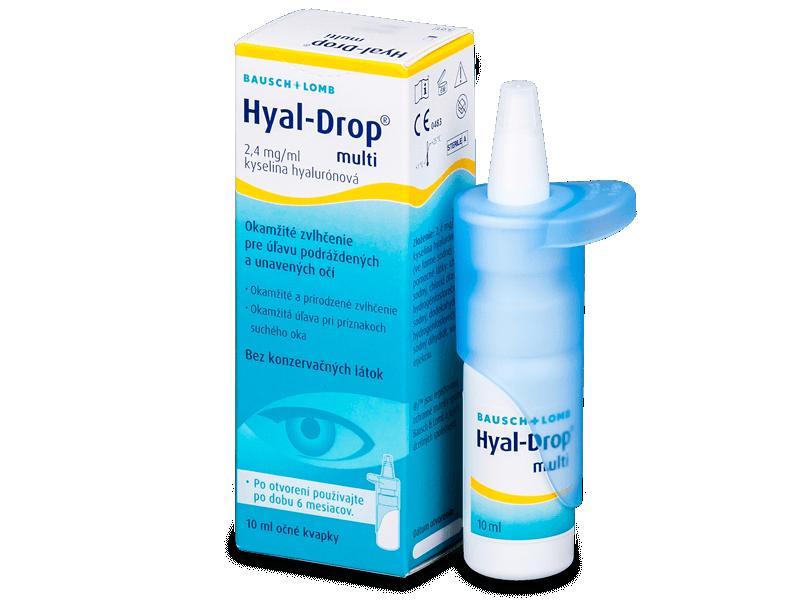 Kapi za oči Hyal-Drop Multi 10ml  - Kapi za oči