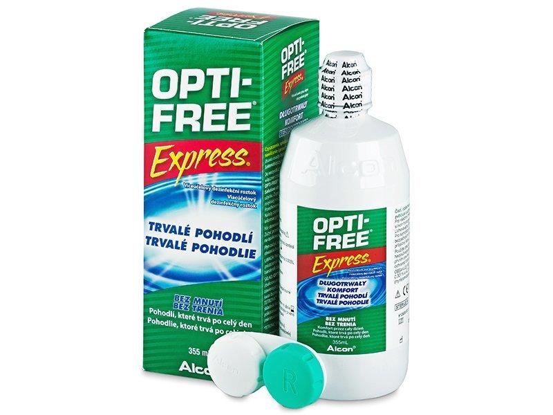 Otopina OPTI-FREE Express 355ml  - Stariji dizajn