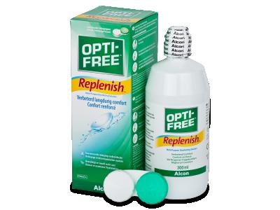 Otopina OPTI-FREE RepleniSH 300ml  - Otopina za čišćenje