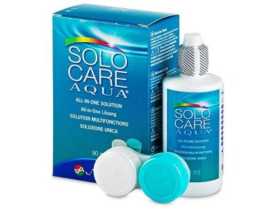 Otopina SoloCare Aqua 90ml  - Stariji dizajn