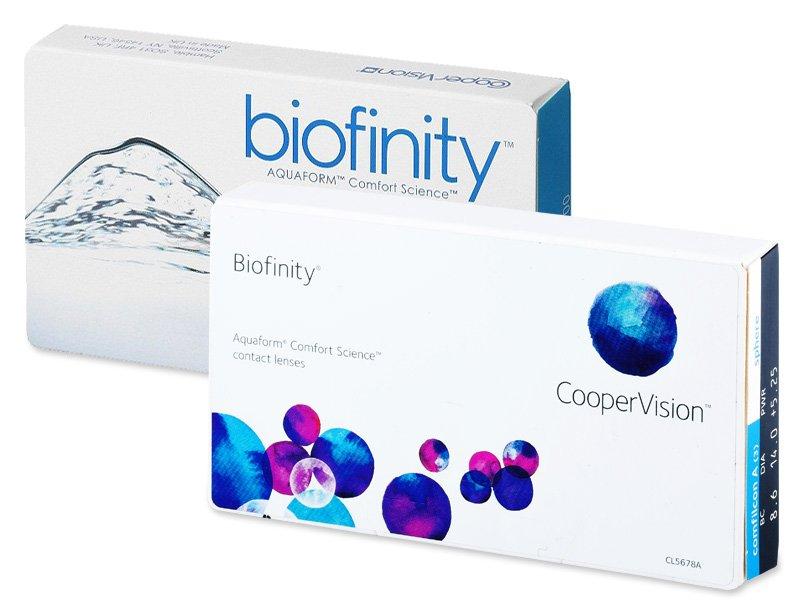 Biofinity (3komleća) - Stariji dizajn