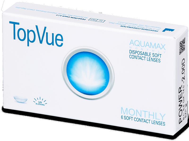 TopVue Monthly (6komleća) - Mjesečne kontaktne leće