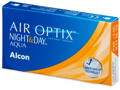 Air Optix Night and Day Aqua (3komleća)